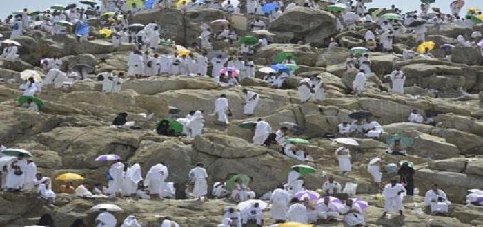 لم ترق دعوة ابن سعود لحكومة إسلامية مشتركة على البقاع المقدسة في الحجاز، لكسب شرعية لحكمه في الحجاز، للحجازيين أنفسهم (الأناضول)