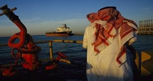 Ras Tanurah, Saudi Arabia. The Ras Tanurah oil refinery.